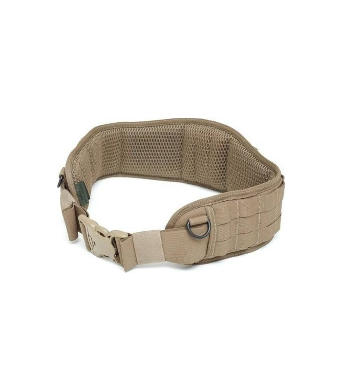 Warrior A.S. Padded Load Bearing Patrol Belt Coyote