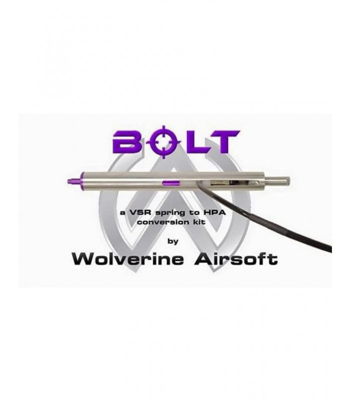 Wolverine Bolt Conversion Kit W/ Cylinder