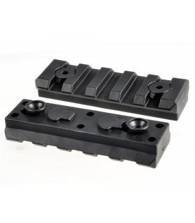 Keymod Rail Piece 5 slot