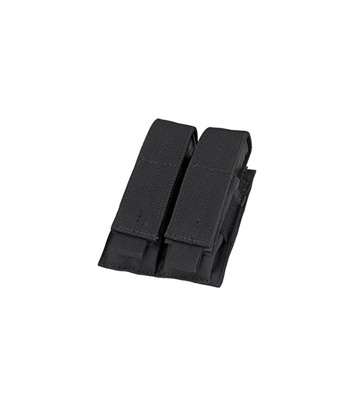 Pistol Pouch Double BLACK