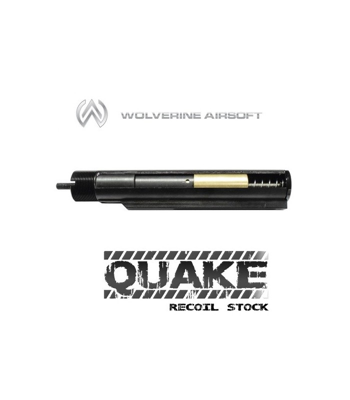 Wolverine Quake recoil stock
