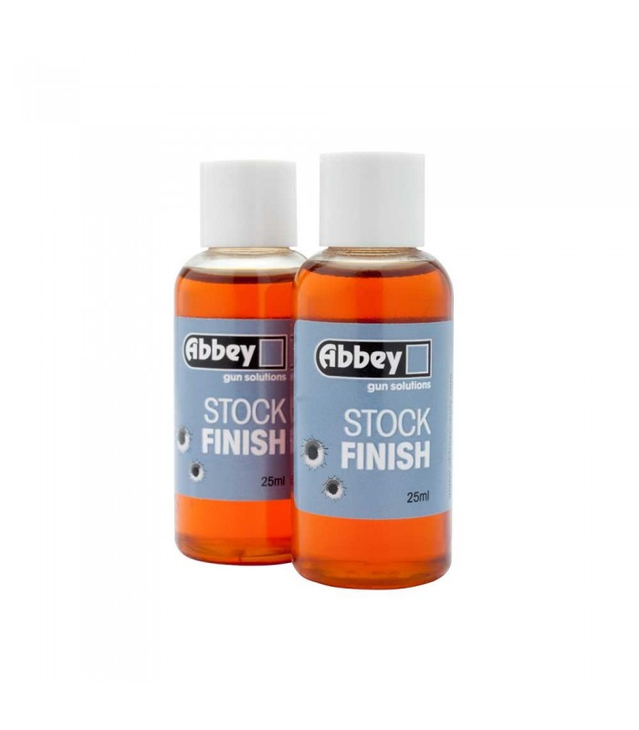 Abbey Wooden Stock Finish