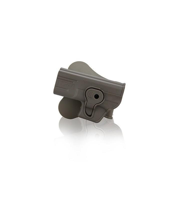 Cytac Glock G19 Roto paddle LH TAN