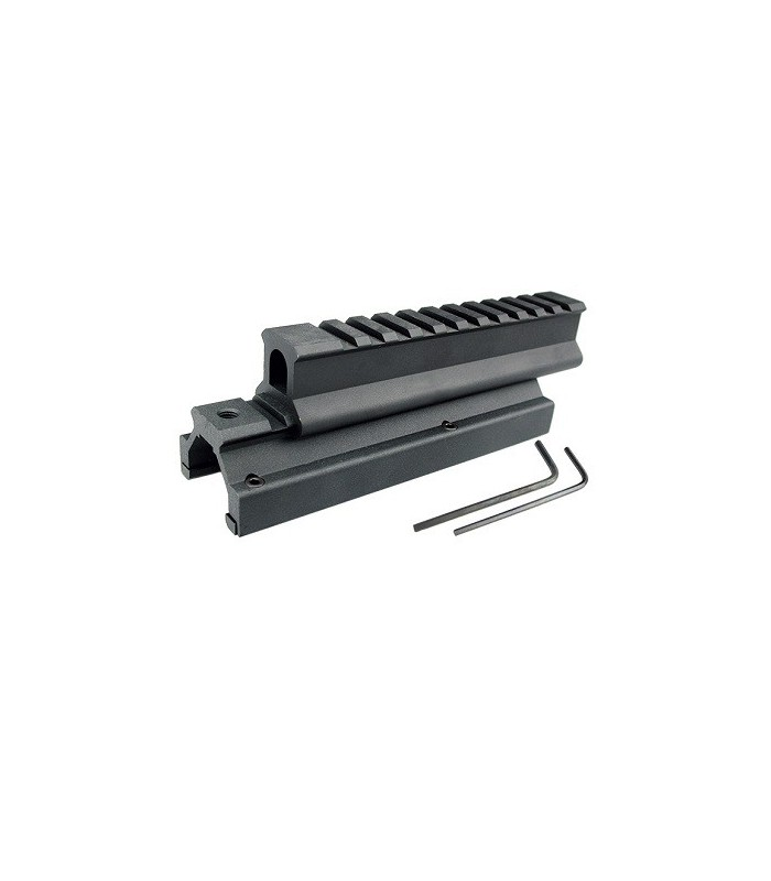 MP-61 Tactical rail set MP5 (low en High mount)