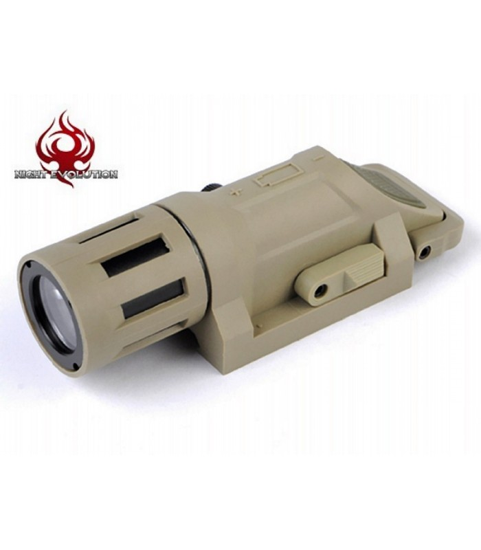 Night Evolution inforce tactical light TAN