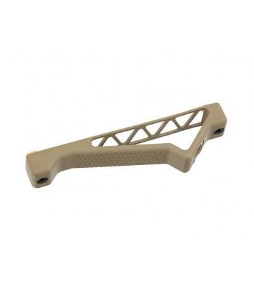 Aluminium Angled Grip BLK