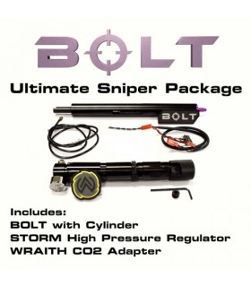 Wolverine BOLT: Ultimate Sniper Package