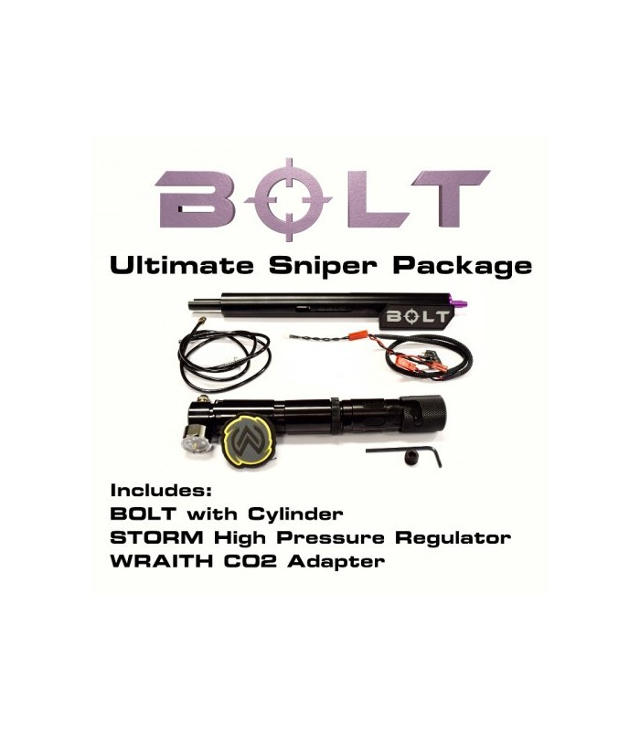 Wolverine Bolt Ultimate Sniper Package