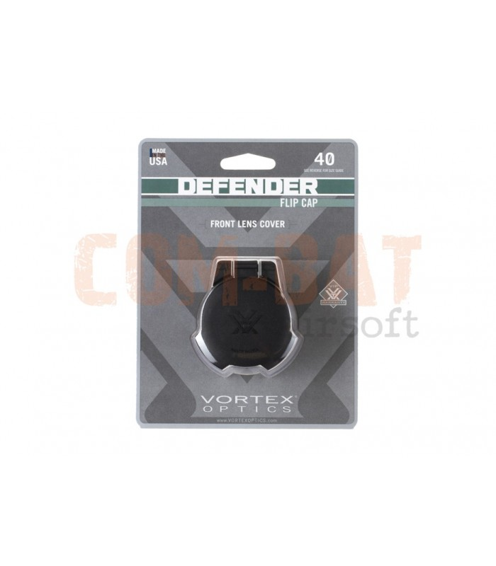 Vortex Optics Defender Flip-Cap Objective 40mm