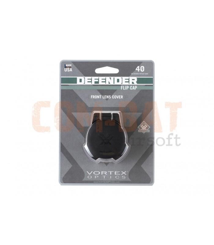 Vortex Optics Defender Flip-Cap Objective 40mm