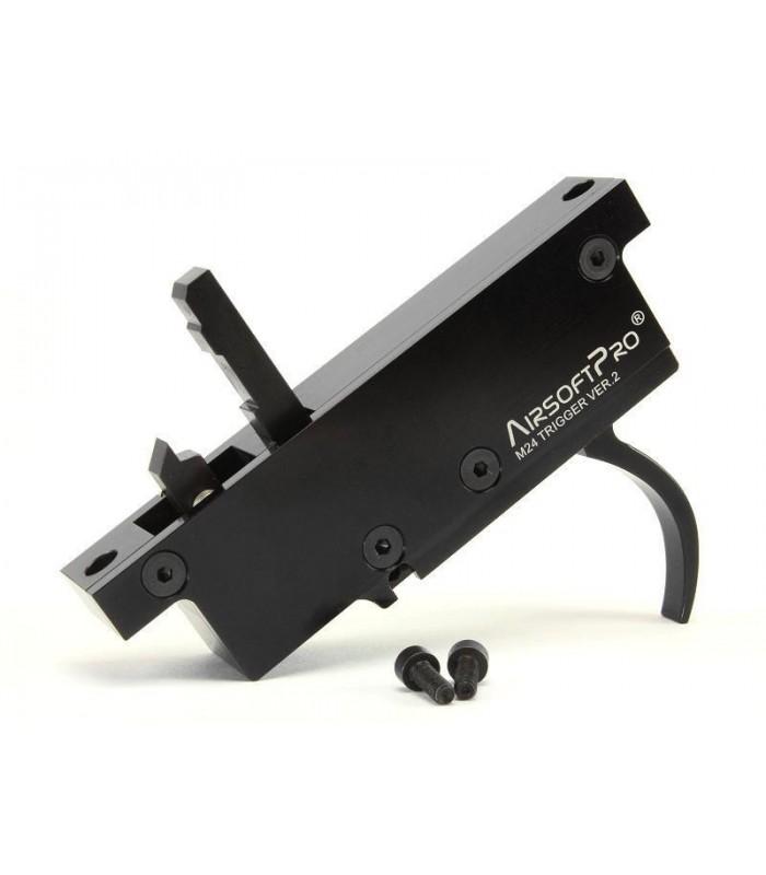 Airsoftpro CNC Zero Trigger for M24 Gen. 2