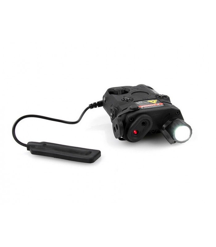 Element AN-LAS-PEQ15 Red Laser BLK