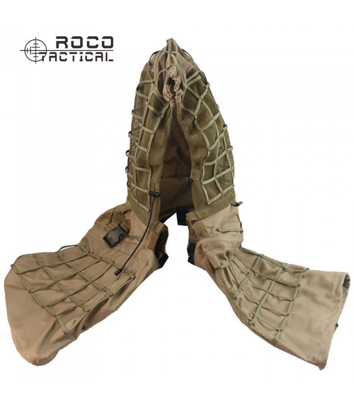 RocoTactical Sniper Hood Tan