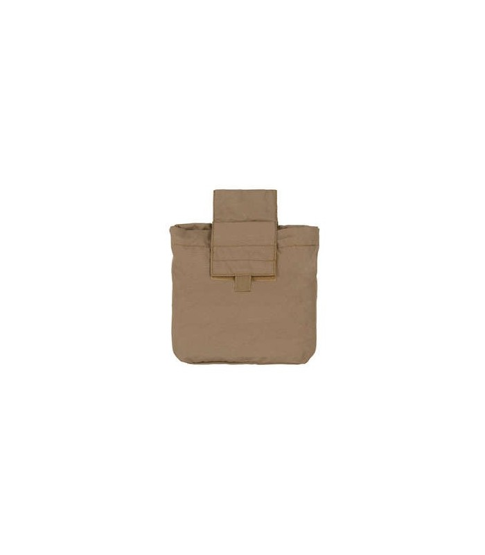 Collapsible Dump Pouch Coyote
