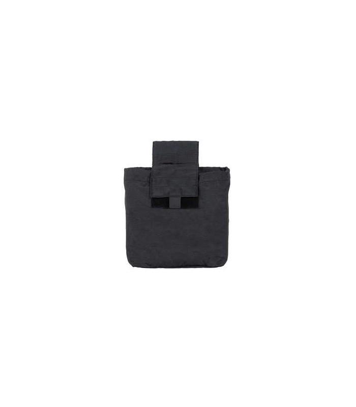 Collapsible Dump Pouch Black