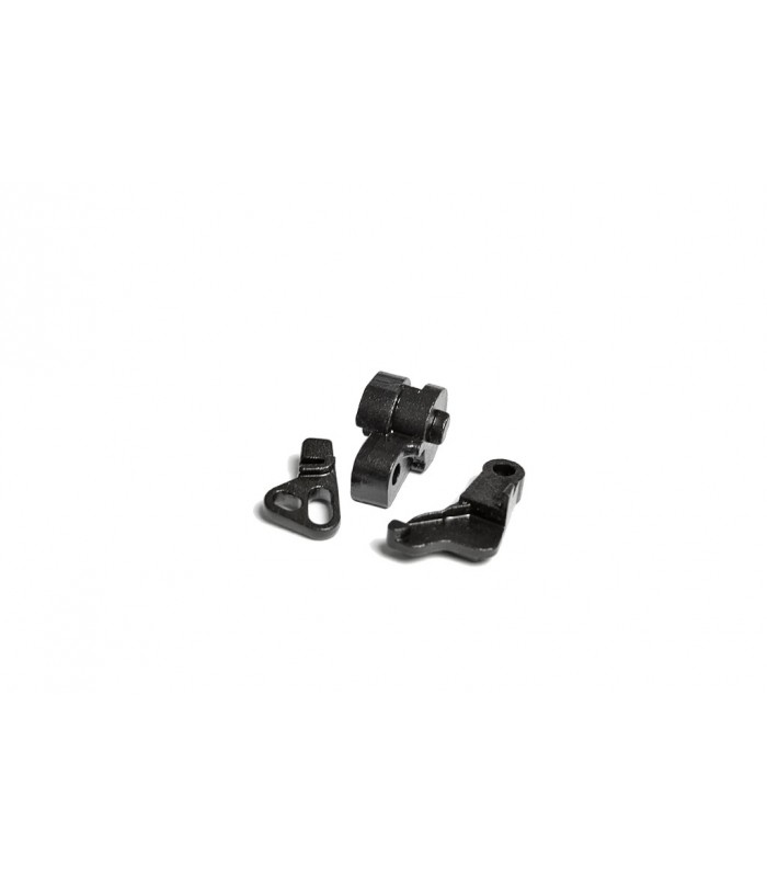 Steel Trigger Set for WE G-series GBB (semi)