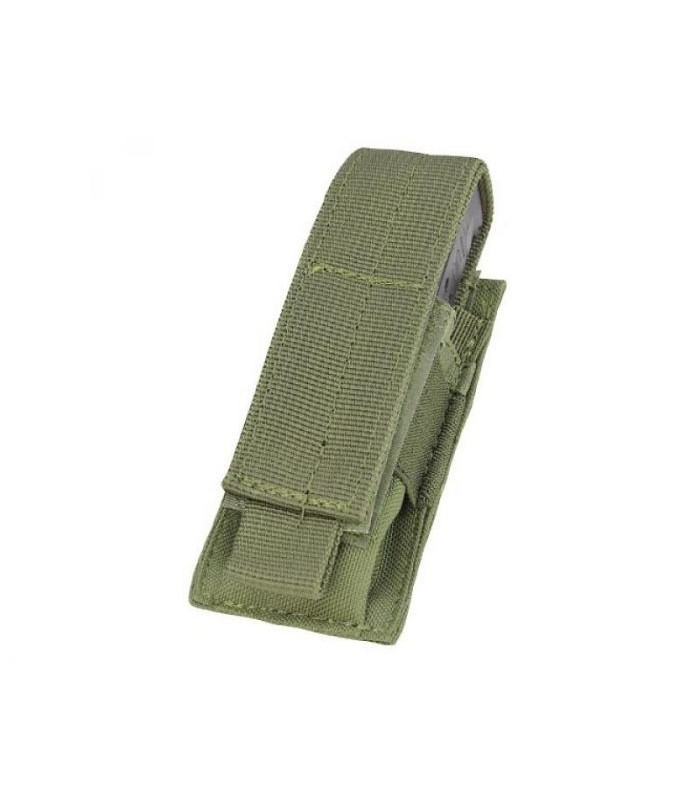 Condor Single Pistol Mag Pouch OD Green