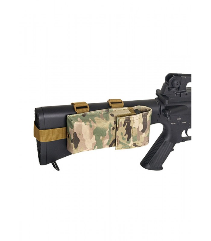 Stock Pouch voor M4/M15/M16 MC