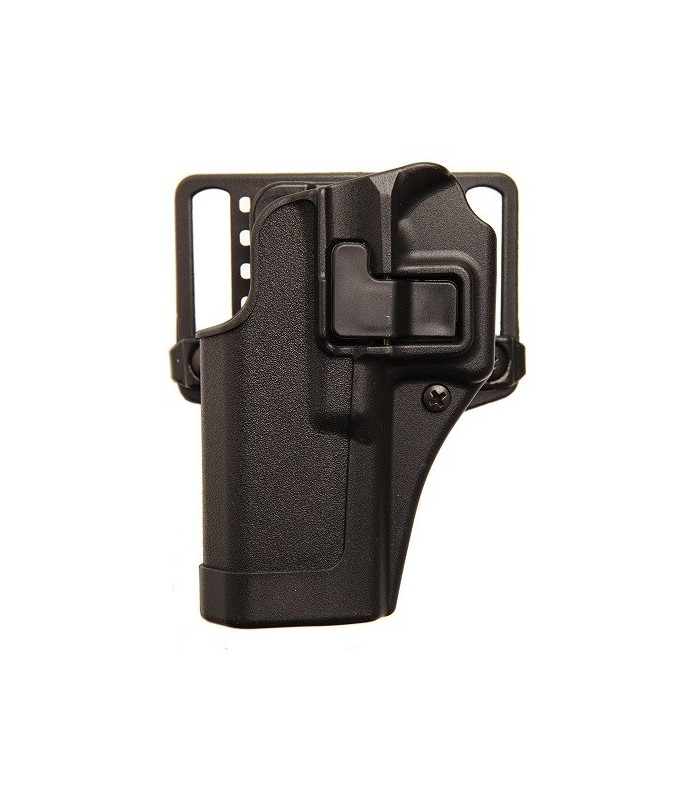 CQC Serpa Linkshandig holster voor Glock 17 / 19 / 22 / 23 / 31 / 32