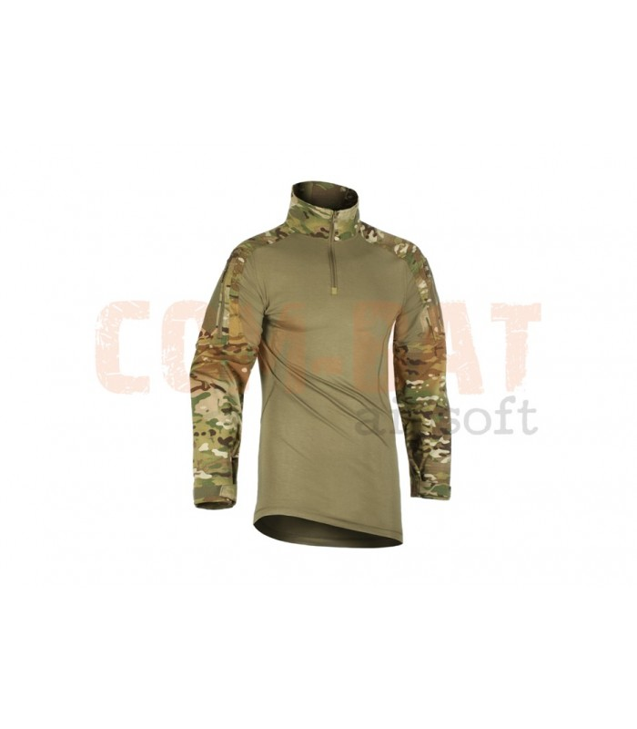 Claw Gear Operator Combat Shirt Multicam