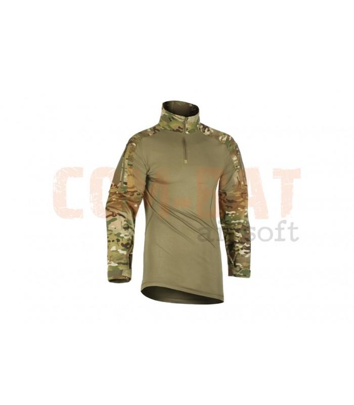 Claw Gear Operator Combat Shirt Multicam