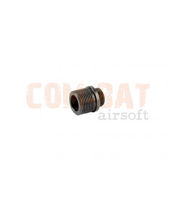 Steel Silencer Adapter WE/Socom Gear