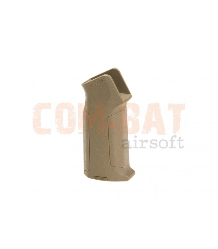 Amoeba Straight Backstrap Grip Tan