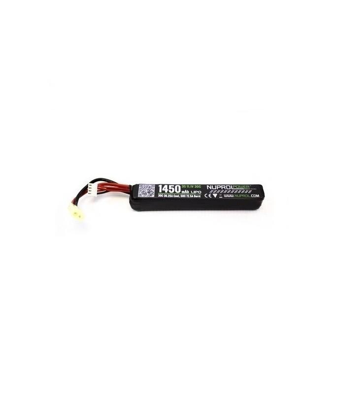 WE Li-Po 11,1V 1450 mAh 30C Stick