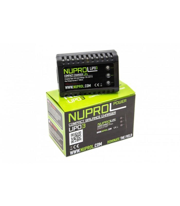 Nuprol Charger L3 Lipo Balance