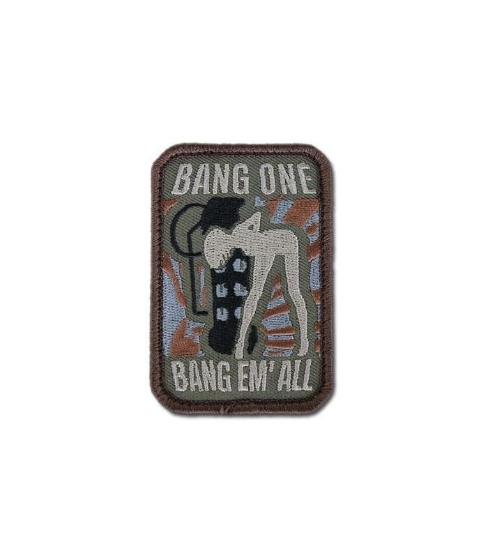Bang One, Bang Em' All Patch (forest)