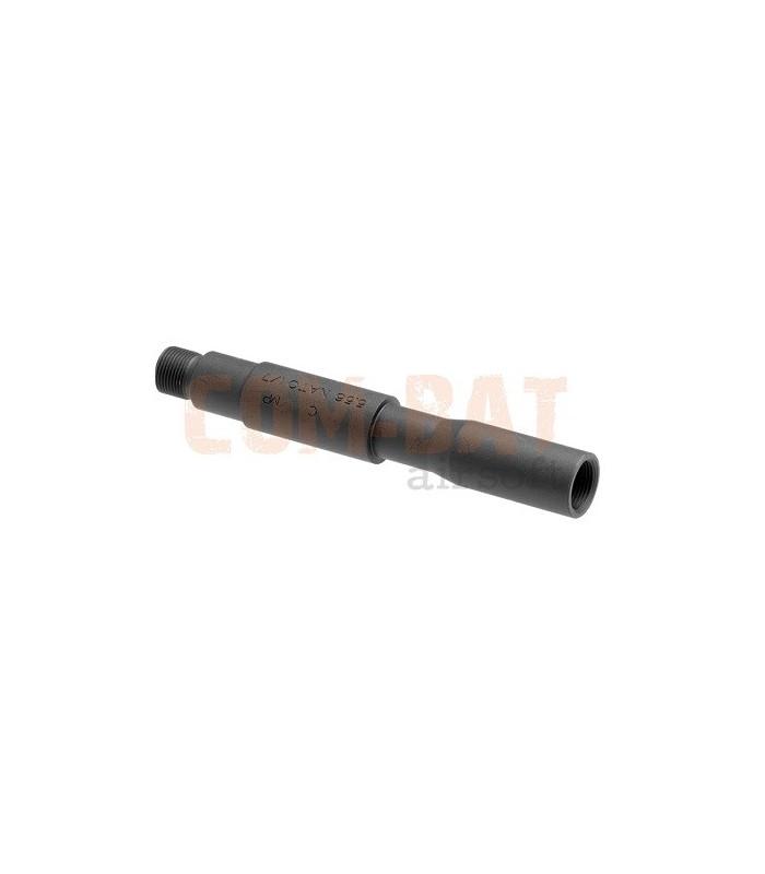 Barrel verlenging 115mm 14mm m/f