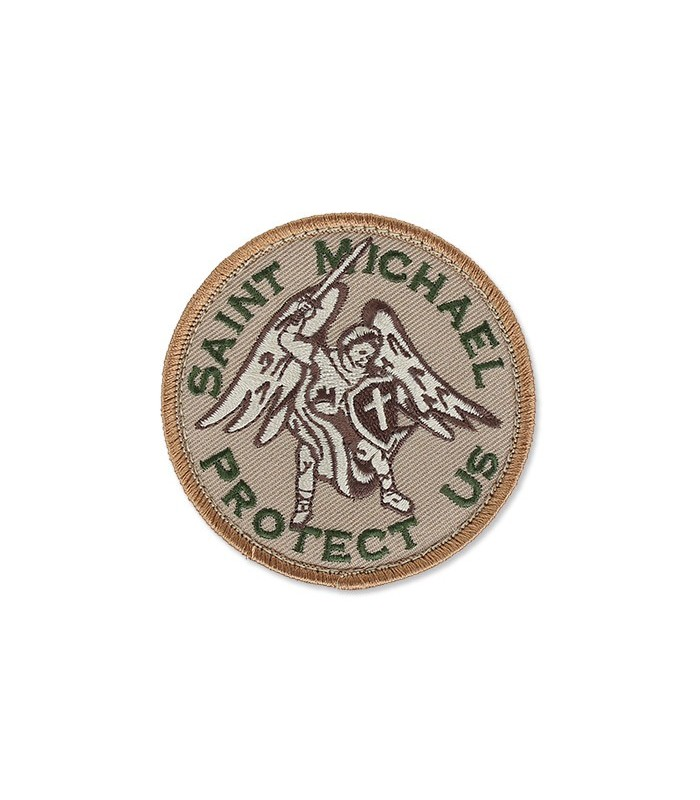 Saint Michael Patch (arid)