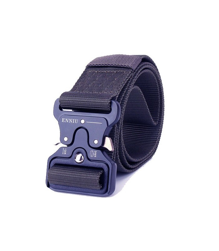 Heavy Duty Patrol Belt Zwart