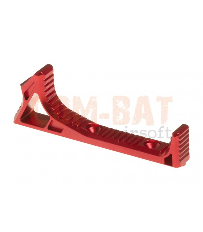 Keymod Link Curved Foregrip Red