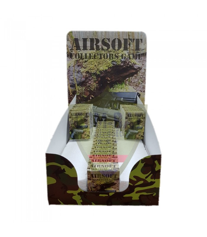 Skirmworld Airsoft Card Game Bassisset