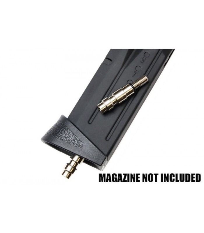 Balystik HPA Connector for WE / KJ Gas Magazine - US version