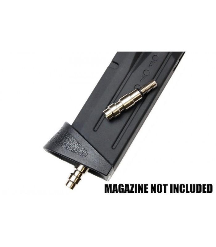 Balystik HPA Connector for Tokyo Marui Gas Magazine - US version