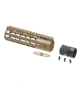 Octaarms 7 Inch Keymod Rail Tan