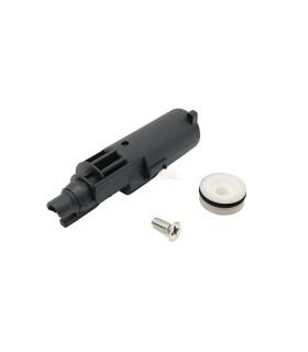 Airsoft Surgeon Nozzle and Piston Head Kit Tokyo Marui HiCap 5.1 / 4.3 / M1911 MEU / WE MEU / Wilson Combat / HiCapa