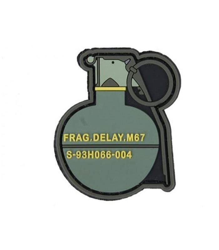 M67 Grenade Patch