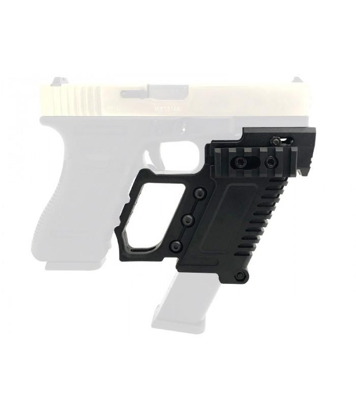 Big Foot Pistol Carbine Kit for 17/18/19 Series (Black)