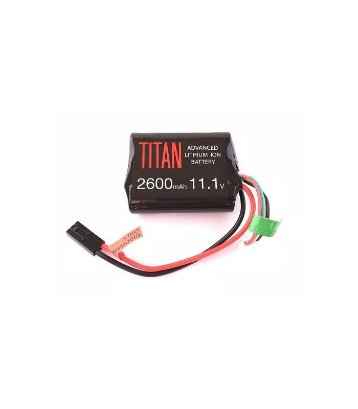 Titan 2600mah 11.1v Brick Tamiya