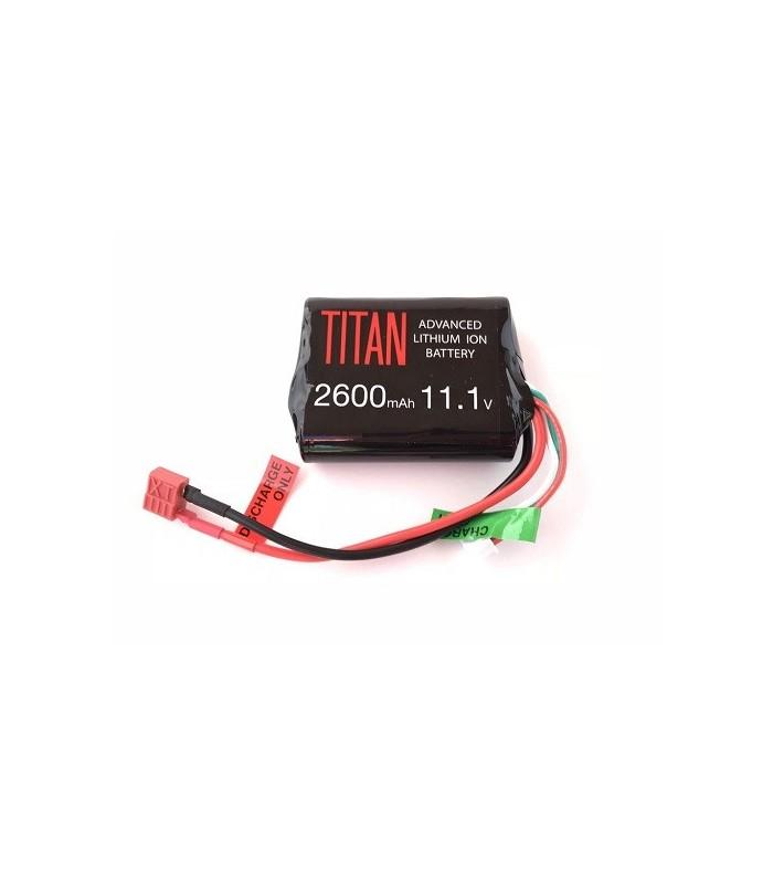 Titan 2600mah 11.1v Brick Deans