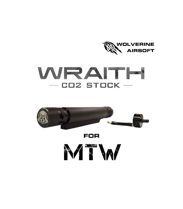 Wolverine WRAITH CO2 Stock - MTW Only