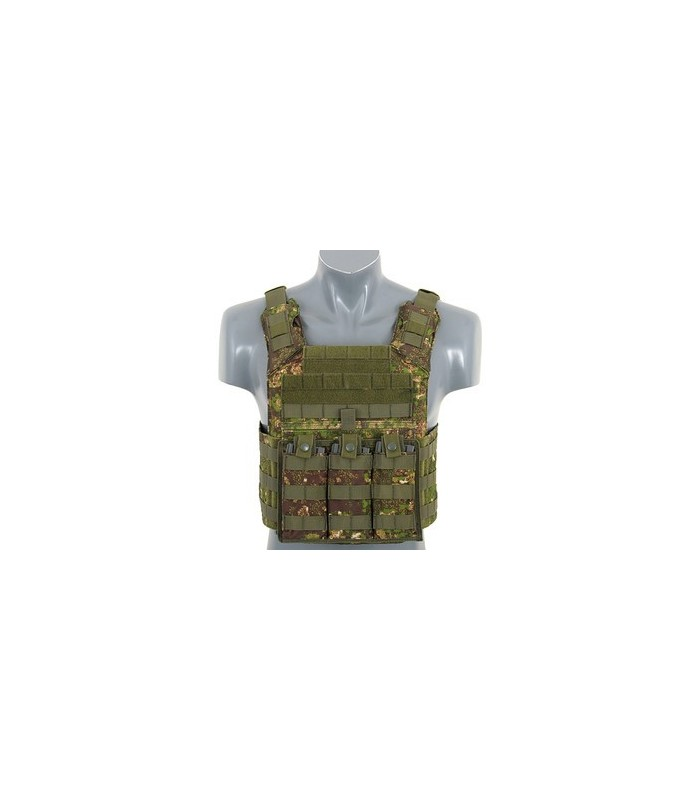 First Responder Plate Carrier Coyote