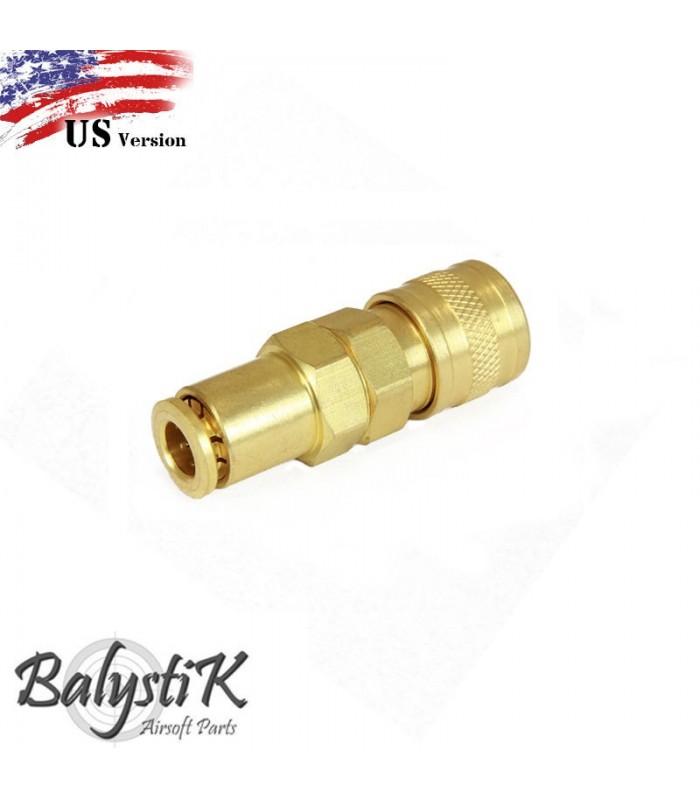 BalystiK coupler with 6mm macroline (US Version)