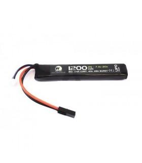 WE Li-Po 7,4V 1100 mAh 20C Stick