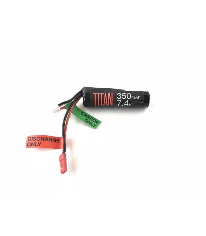 Titan 350mah 7.4v Stick JST