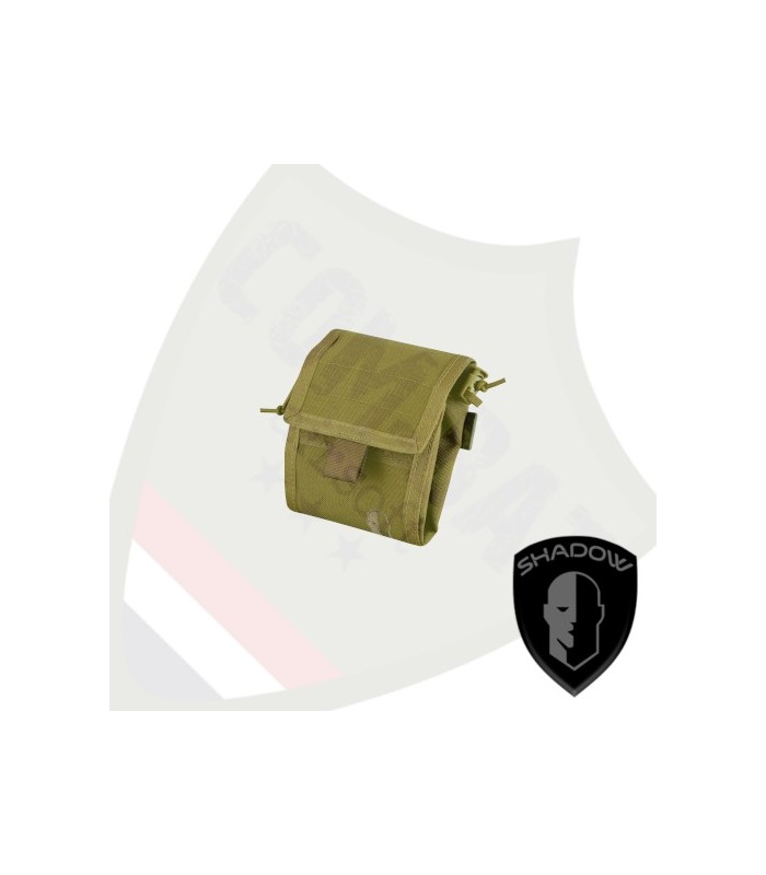 Foldable Dump Pouch Coyote