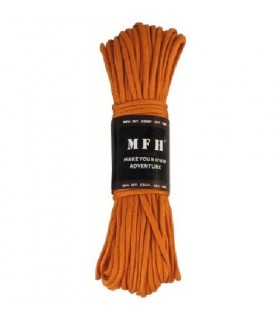 Paracord Oranje 4mm 30mtr